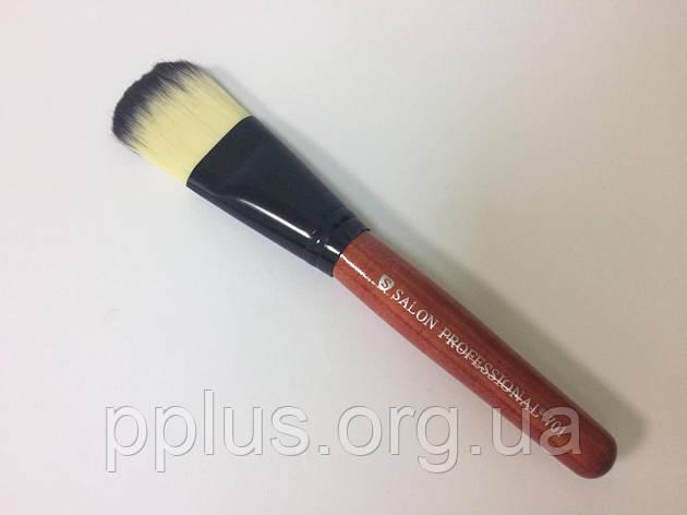 701 Кисть для тонального крема широкая Salon Professional, фото 2