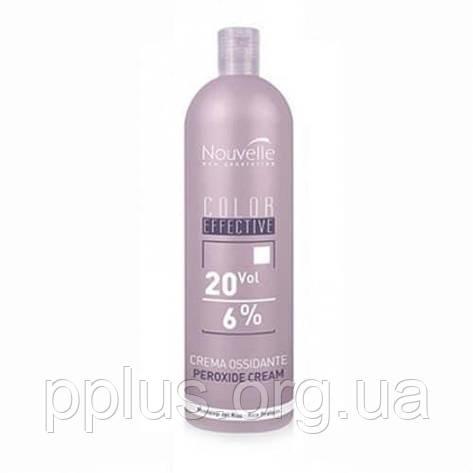 Окислительная эмульсия 12% Nouvelle Cream Peroxide 1000 мл, фото 2