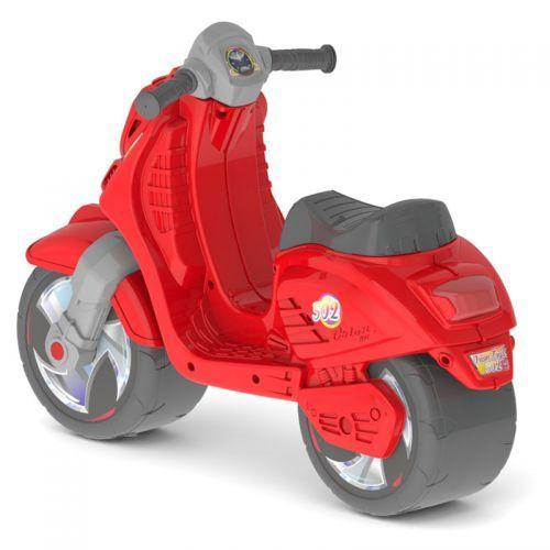 Скутер, красный 502_К