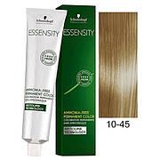 Краска для волос 10-45 Schwarzkopf Essensity Ультра Блонд Бежевый Золотистый 60 мл