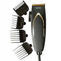 Профессиональная машинка для стрижки волос Gemei GM-809 9W