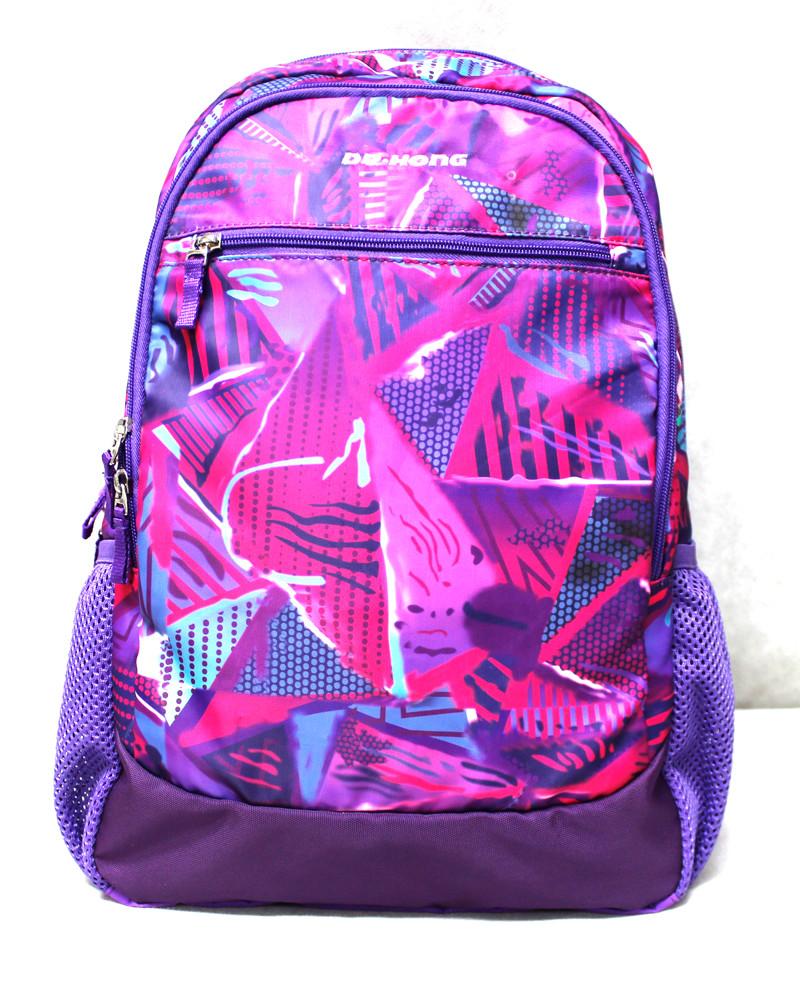 Рюкзак ортопедический   Dr.Kong, Z1300048, фиолетовый, размер L