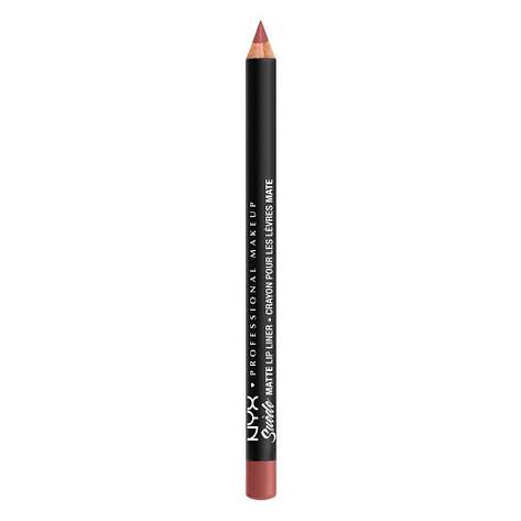 NYX Матовый карандаш для губ Suede Matte Lip Liner №39 (Cyprus), фото 2