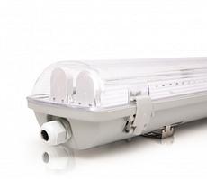 Корпус герметичного светильника 2 х 1500 мм для светодиодных ламп IP65