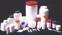 Контейнеры 65-2000мл полимерные с винтовым типом запирания