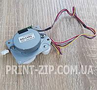 Двигатель сканера в сборе с редуктором Epson L200 / L201 / SX125 / SX130 / NX125 / NX127 DSSX125