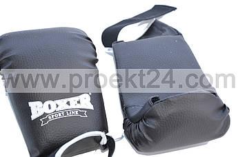 Накладка каратэ Кожа (Boxer)