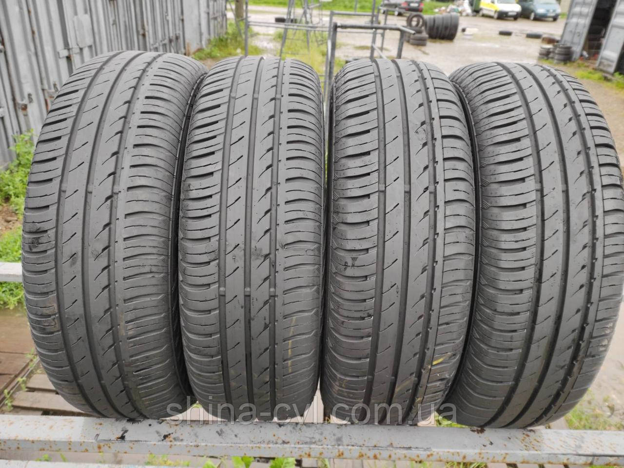 Літні шини 195/65 R15 91T CONTINENTAL CONTI ECO CONTACT