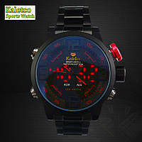 Мужские элитные спортивные часы Kaletco ELITE, фото 1