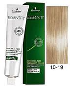 Краска для волос 10-19 Schwarzkopf Essensity Ультра Блондин Сандре Фиолетовый 60 мл