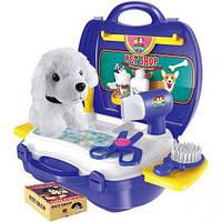 """Набор """"Парикмахерская для животных"""" в чемоданчике 8357"""