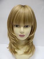 Парик с имитацией кожи головы из Натуральных славянских волос(026)
