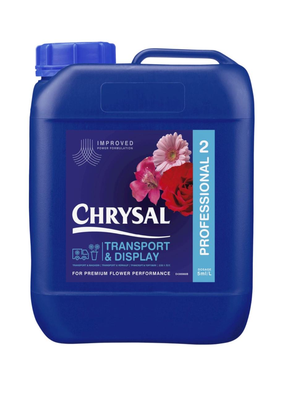 Chrysal Clear Professional 2 концентрированный 5л