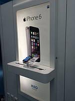 Механическая антикражная подставка для смартфонов Smartphone Grip