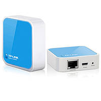 Маршрутизатор TP-Link TL-WR702N, карманный Wi-Fi роутер