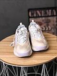 🔥 Nike Zoom Wk White Grey Найк Зум 2к Белый Серый 🔥 Найк мужские кроссовки 🔥, фото 4