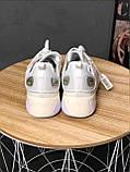 🔥 Nike Zoom Wk White Grey Найк Зум 2к Белый Серый 🔥 Найк мужские кроссовки 🔥, фото 5