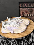 🔥 Nike Zoom Wk White Grey Найк Зум 2к Белый Серый 🔥 Найк мужские кроссовки 🔥, фото 6