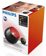 Philips Livingcolors micro black 64 цвета