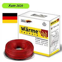 Теплый пол электрически 6.0 м2 Warme (Германия) Нагревательный кабель под плитку