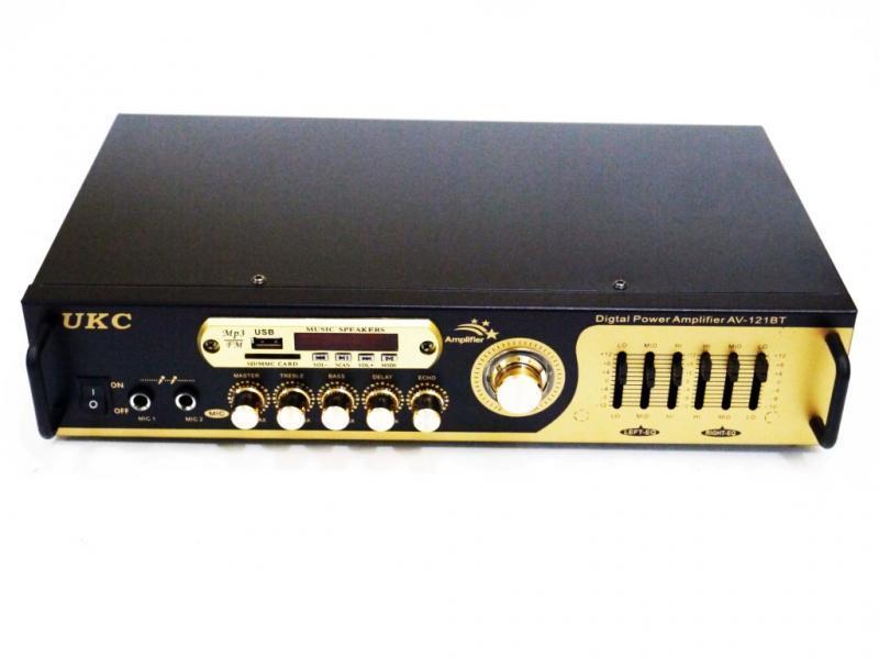 Усилитель звука UKC AV-121BT