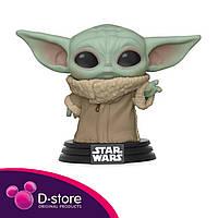Фигурка Фанко Поп! - Мандалорец / Funko POP! Star Wars: The Mandalorian - The Child (Baby Yoda)