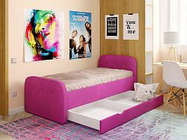 Кровать ,Teddy (Тедди). ТМ  Viorina-deko. Малина.