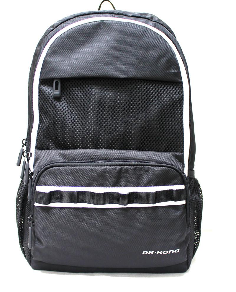 Рюкзак ортопедический  Dr.Kong Z1400015,, черный, размер XL 52х32х16