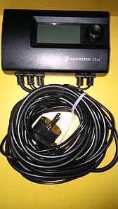 Контроллер Euroster 11m  для трехходового клaпaна и нacocа