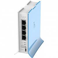 Маршрутизатор Mikrotik RB941-2ND-TC, Wi-Fi точка доступа, роутер