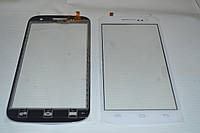 Оригинальный тачскрин / сенсор (сенсорное стекло) для Fly IQ451 Vista (белый цвет) + СКОТЧ В ПОДАРОК