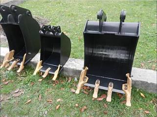 Ковши для мини-экскаваторов