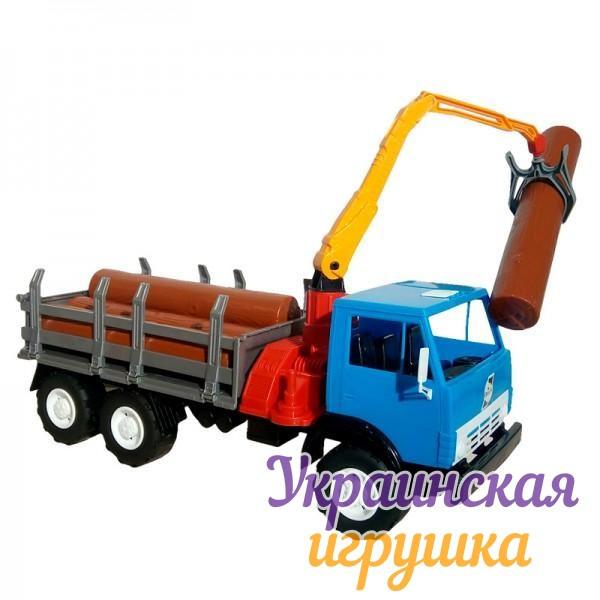 К-маз Лісвоз- Х3, арт. 318 (шт.)