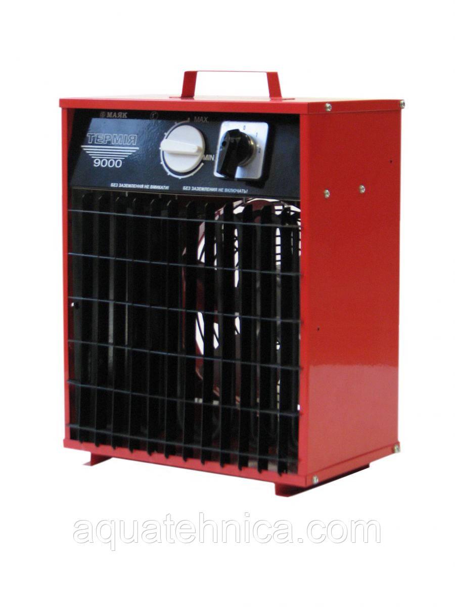 Тепловентилятор промышленный электрический Термия 4,5 кВт 220 В