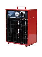 Тепловентилятор промышленный электрический Термия 4,5 кВт 220 В, фото 1