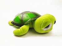 Ночник проектор звездного неба Черепаха ML88-6 (Green)