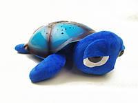 Ночник проектор звездного неба Черепаха ML88-6 (Blue)