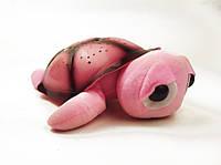 Ночник проектор звездного неба Черепаха ML88-6 (Pink)
