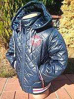 Теплая куртка для мальчика  116