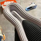 🔥 ВИДЕО ОБЗОР 🔥 Nike Air More Uptempo 720 White Silver Найк Аир 🔥 Найк мужские кроссовки 🔥, фото 3