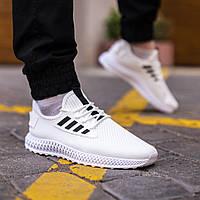 Мужские кроссовки Квадро СОТ (белые)