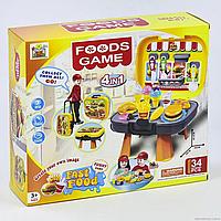 Набор игровой Фастфуд для детей