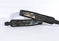 Ремень для ружья прямой камуфляж с неопреном  Премиум, фото 1