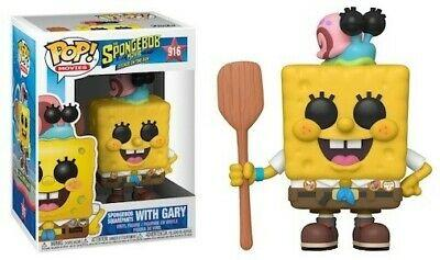 Фигурка Funko Pop Фанко Поп Спанч Боб  SpongeBob Squarepants 10 см cartoon SP 916