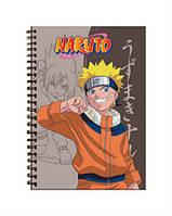 "Блокнот А6 80л = ""Kite"" N11-222WK ""Naruto"" спир."