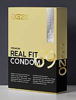 """Плотнооблегающие презервативы EGZO """"Real fit"""", 3 шт."""