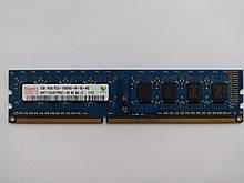 Оперативная память Hynix DDR3 1Gb 1333MHz PC3-10600U (HMT112U6TFR8C-H9) Б/У