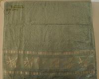 Полотенце 70*140, 450гр/м2, 16/1 Бамбук Мята