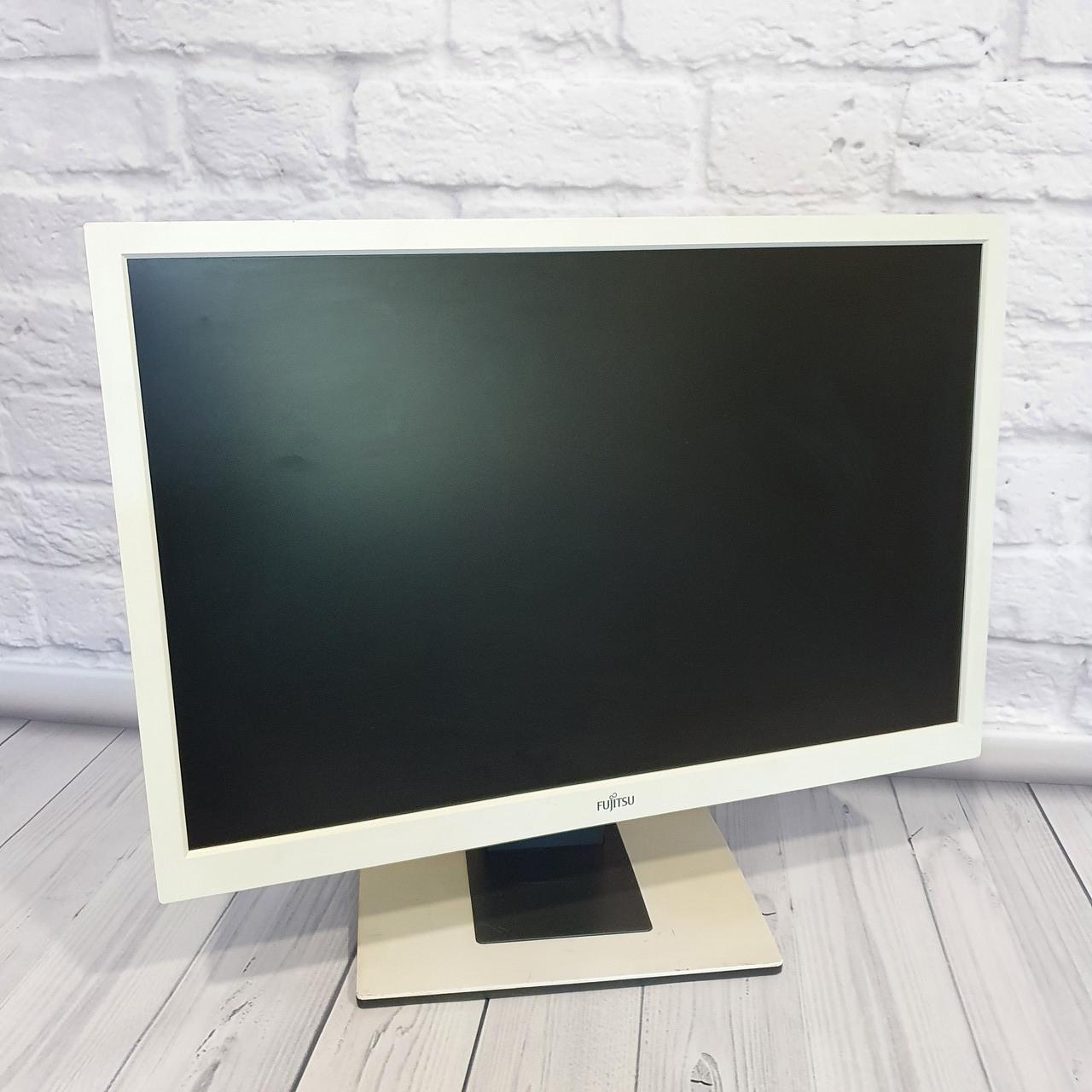 Монитор Fujitsu 24 ( Матрица TN DVI, VGA / Разрешение 1920x1200 )