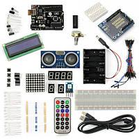 Комплектуючі Arduino і деталі